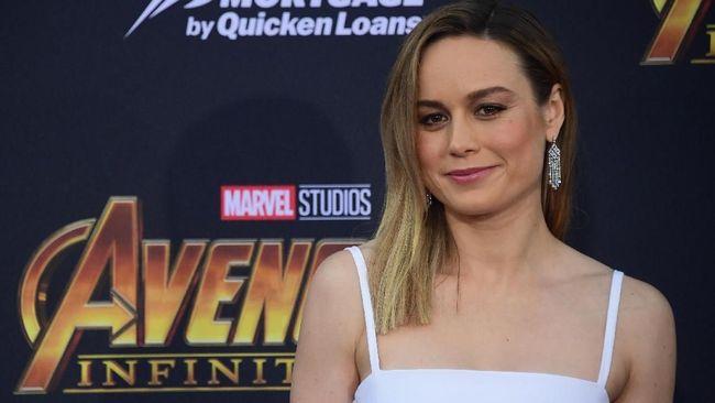 Brie Larson revelou que fez testes para diversos filmes e séries, mas não passou