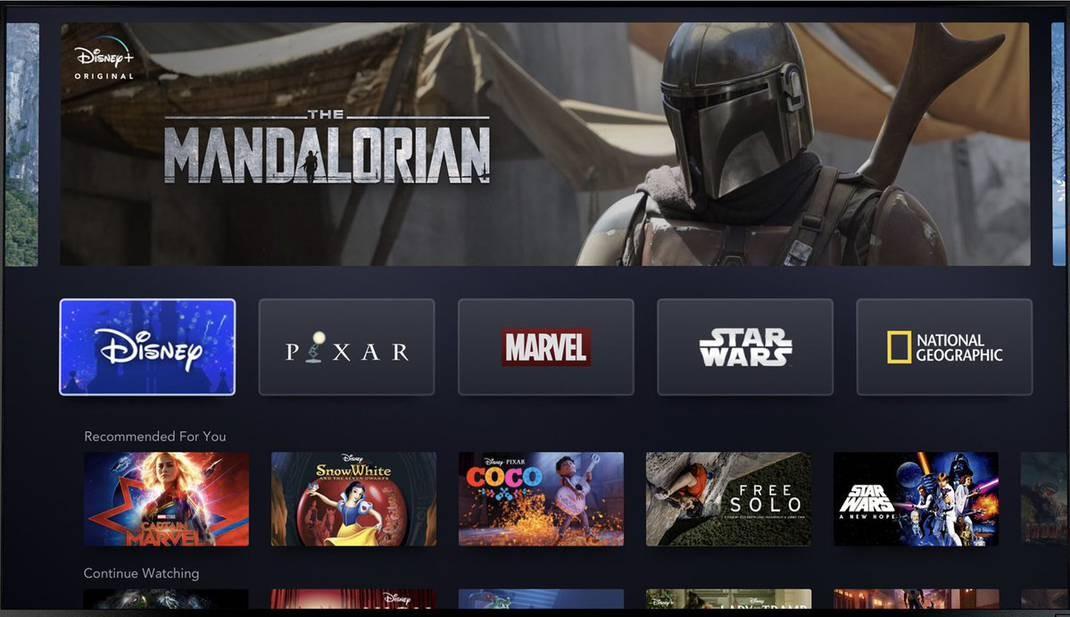 Saiba quais as séries e filmes que serão lançadas com a estreia do serviço do Disney+