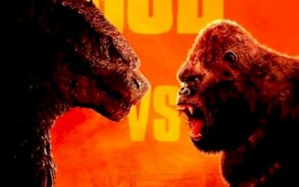 Godzilla vs Kong ganha data de estreia para 2021