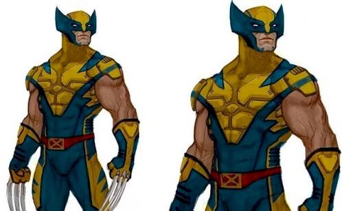 Artista da Marvel compartilha arte conceitual de Wolverine